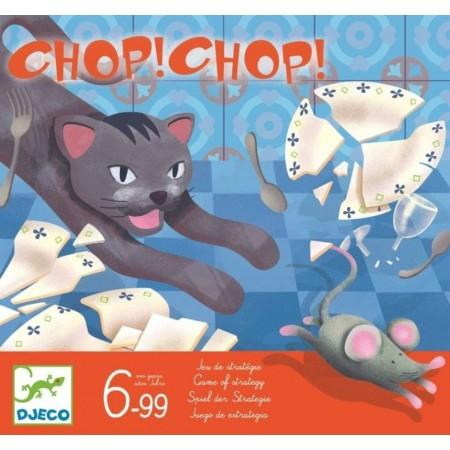 Djeco Gra planszowa Chop chop