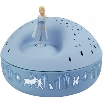 Trousselier Projektor gwiazd z pozytywką Elsa - Frozen