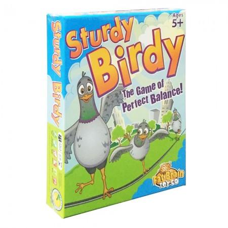 Gra Rodzinna Balansujący Gołąbek Fat Brain Toys +5
