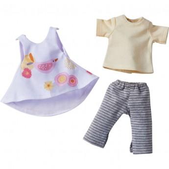 Haba Springtime ubrania dla lalek 32 cm zabawka +18m | Dadum Kraków