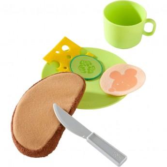 Haba Zestaw Śniadaniowy zestaw naczyń plastikowych +3