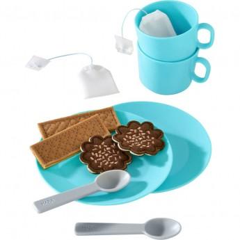 Haba zestaw naczyń do zabawy Przyjęcie herbaciane +3