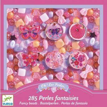 Djeco zestaw koralików Perełki i Motyle dla dzieci +6