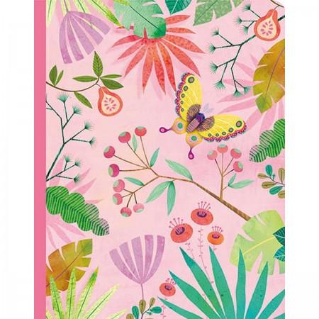 Djeco Notes Marie 48 stron z miękką okładką dla dzieci