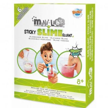 Buki Slime Mini Lab zestaw naukowy dla dzieci od 8 lat