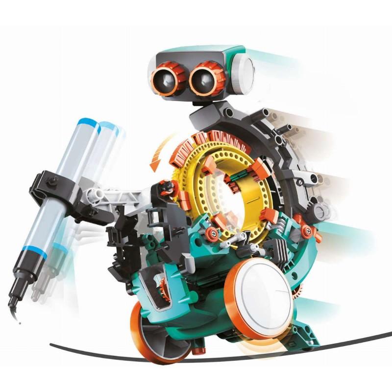 Buki Robot Kodo zestaw do złożenia roboat dla dzieci +8