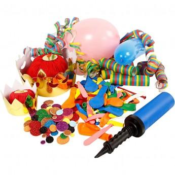 Zestaw imprezowy urodzinowy dla dzieci, Creativ Co.