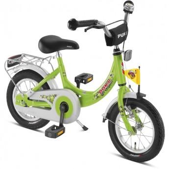 Rower ZL 12-1 Alu zielony, Puky