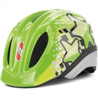Kask rowerowy S/M zielony, Puky