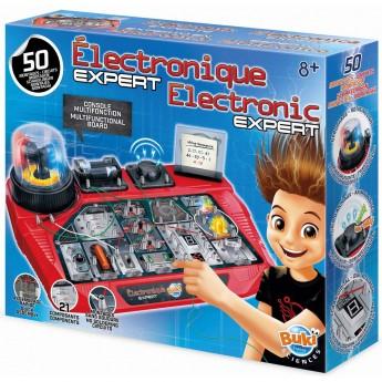 Buki Ekspert elektroniki 50 obwodów elektrycznych +8