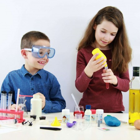 Buki Laboratorium Chemiczne 150 eksperymentów +8