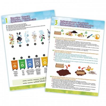 Buki Chwytak przedmiotów do zbierania odpadów +6