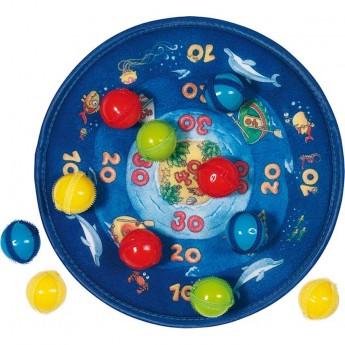 Goki Rzutki na rzepy Ocean gra zręcznościowa dla dzieci +3
