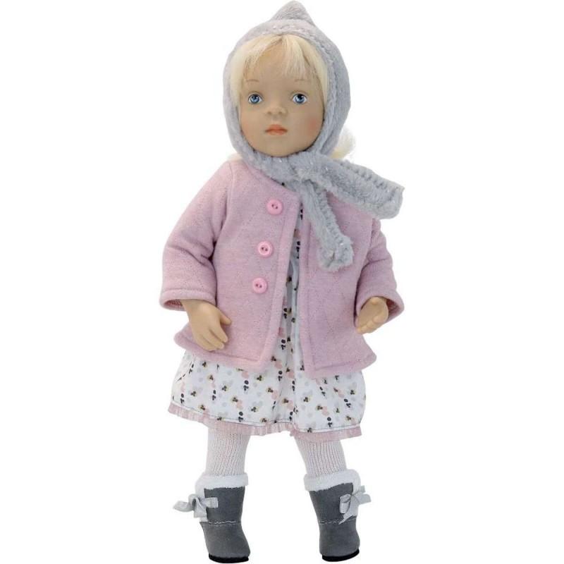 Lalka dla dzieci Minouche Ava 34cm by S. Natterer, Petitcollin