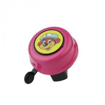 Dzwonek G22 różowy do rowerku, Puky