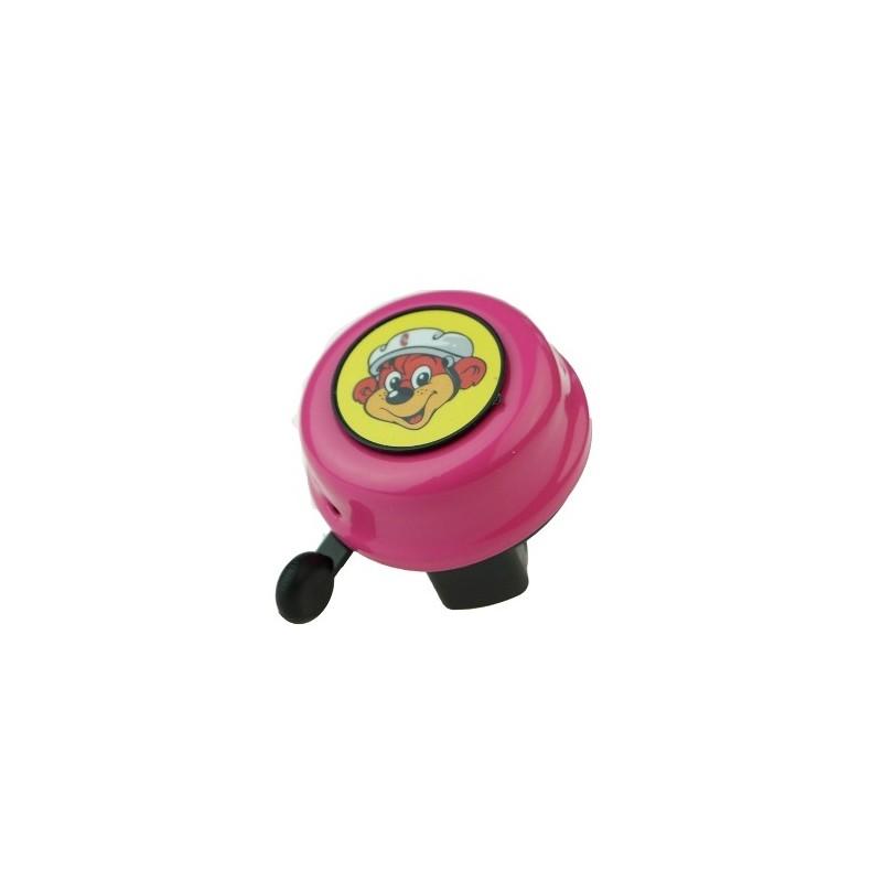 Dzwonek G16 różowy do jeździka, Puky