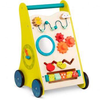 B.Toys Chodzik-pchacz edukacyjny Walk 'n' Learn +12m