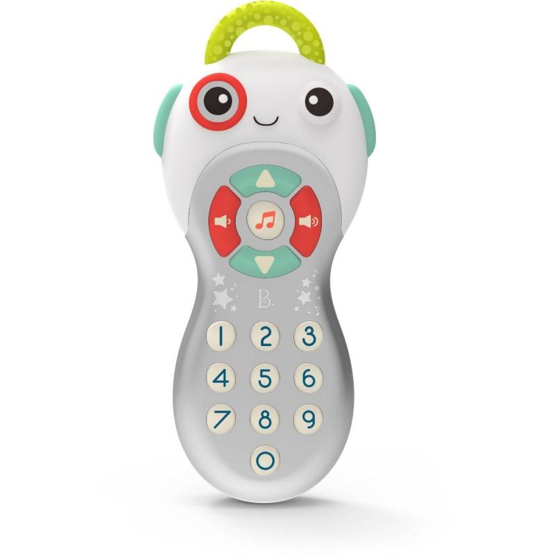 B.Toys Muzyczny pilot TV zabawka dla dzieci +6 mc