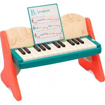 B.Toys Mini Maestro – drewniane pianino zabawka + 3 lat