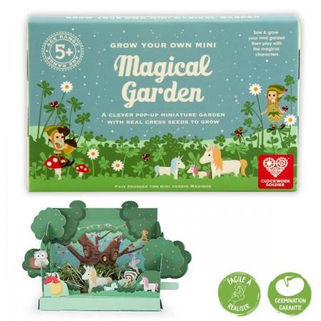 Magiczny Ogródek Jednorożca zestaw kreatywny uprawy roślin | Dadum