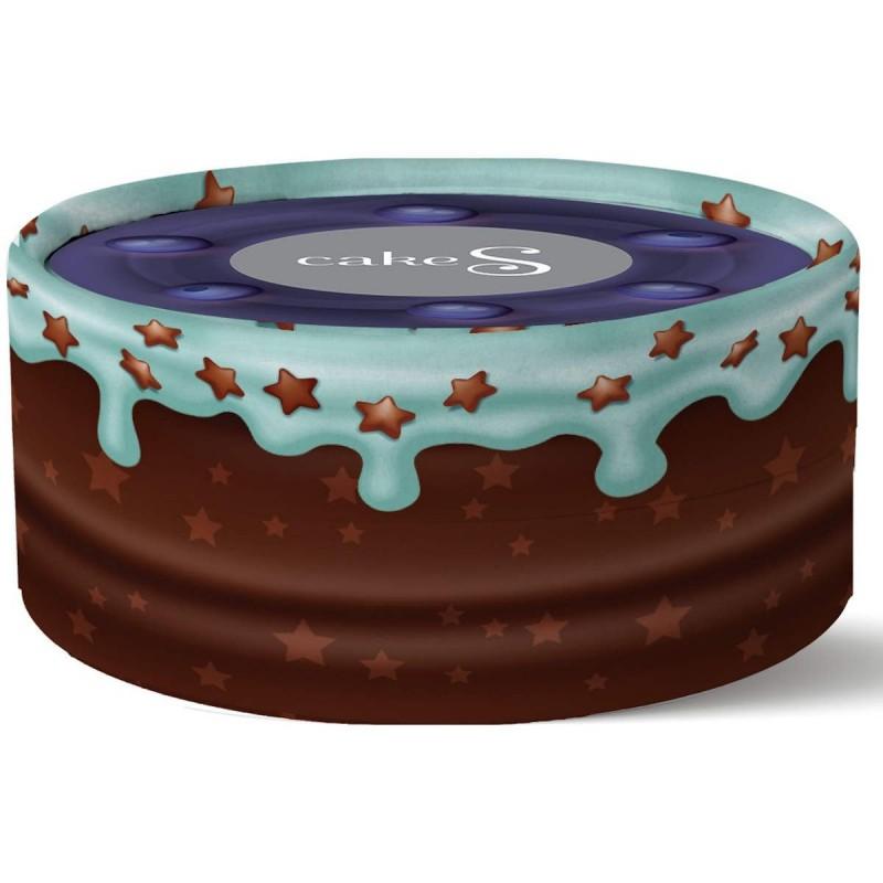 Cień do powiek CakeS Snails - Mint dla dziewczyn +3   Dadum Kraków