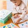 Zestaw kreatywny z naklejkami Apli Kids - Biedronka +3