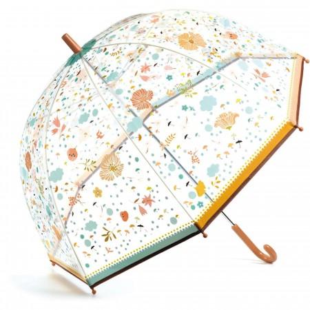 Djeco duży parasol przeciwdeszczowy Małe Kwiatki
