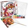 Sentosphere Colorizzy Las Malowanie po numerach +6