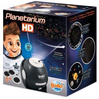 Buki planetarium i projektor edukacyjny dla dzieci +8