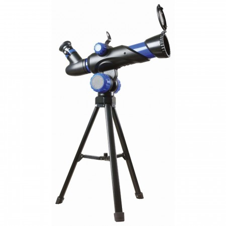 Buki Teleskop z 15 doświadczeniami dla dzieci +8