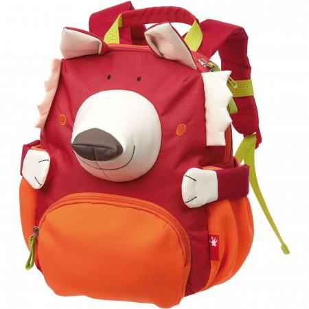 Sigikid plecak Lis czerwony dla dzieci od 2 do 5 lat