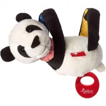 Sigikid Panda pluszowa pozytywka dla niemowląt +0m   Dadum Kraków