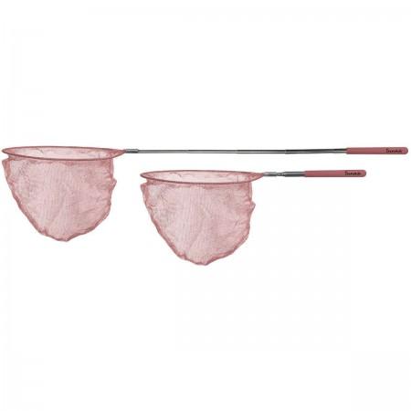 Siatka na motyle i do łowienia +3 Scrunch - Pudrowy Róż