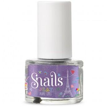 Liliowy lakier do paznokci Snails Purple Comet -Edycja Specjalna
