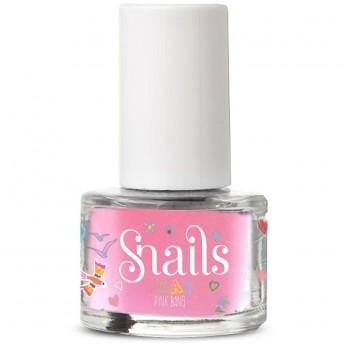 Różowy lakier do paznokci Snails Play Pink Bang -Edycja Specjalna