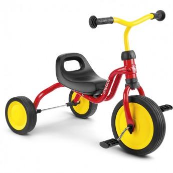 Puky Fitsch czerwony rowerek trójkołowy dla dzieci od 18mc