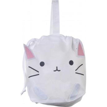 Kotek torebka i woreczek na prezent 2w1 dla dzieci