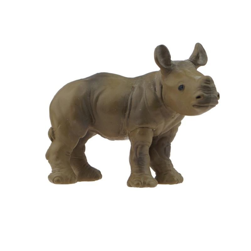 Młody nosorożec figurka, Papo