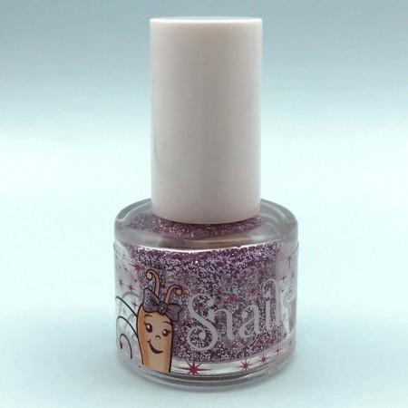 Snails liliowy brokat do paznokci dla dziewczynki +3   Dadum