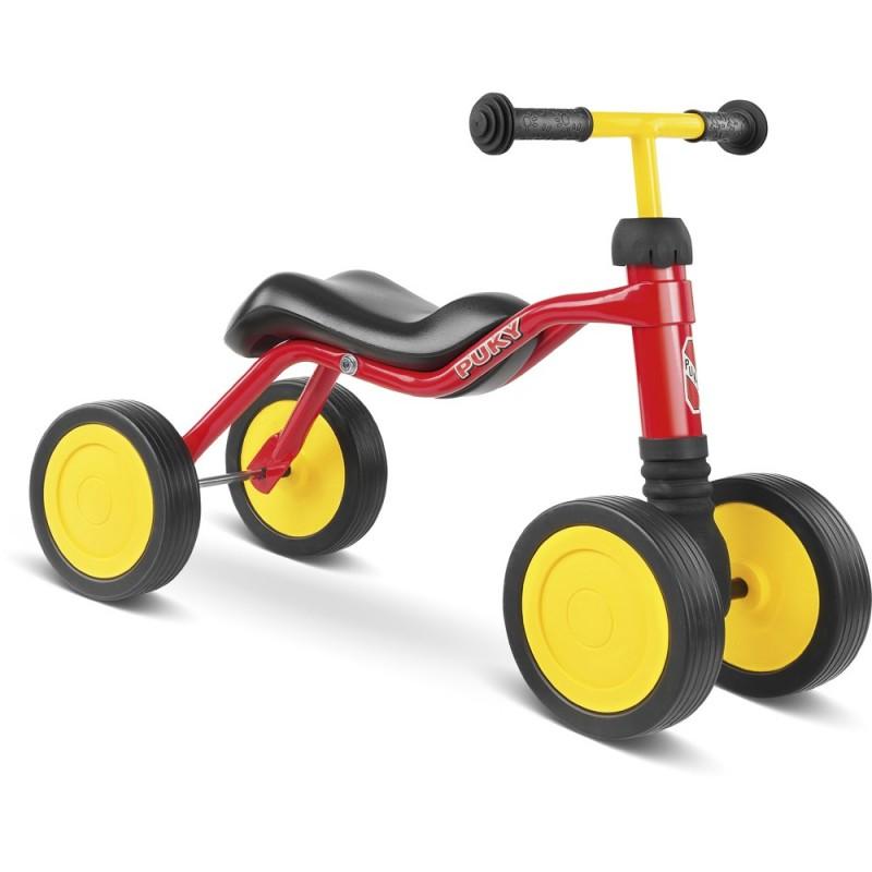 Puky Wutsch jeździk czerwony metalowy dla dzieci od 18mc