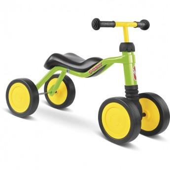 Puky Wutsch jeździk zielony metalowy dla dzieci od 18mc