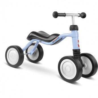Puky Wutsch jeździk błękitny metalowy dla dzieci od 18mc