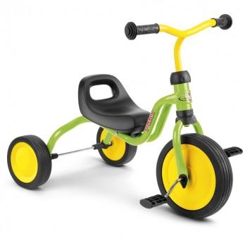 Puky Fitsch zielony rowerek trójkołowy dla dzieci od 18mc