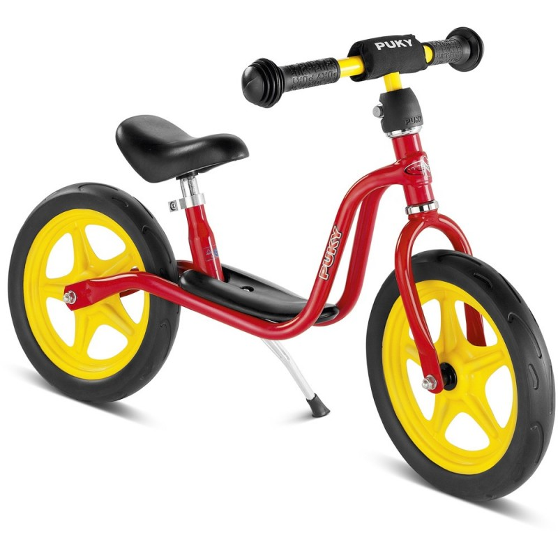 Rowerek biegowy LR 1 czerwony 3+, Puky