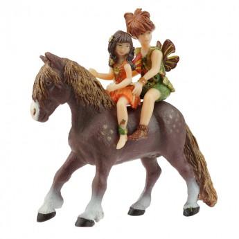 Elfy na Kucyku figurka, Papo