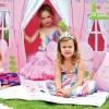 Mata do zabawy Księżniczka dla dzieci, Win Green