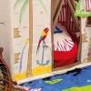 Pirat domek 165cm dla dziecka, Win Green