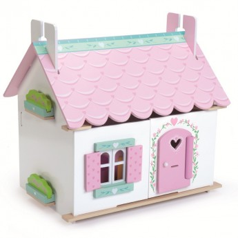 Lily's Cottage domek z mebelkami, Le Toy Van