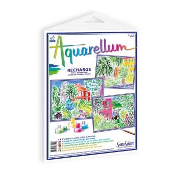 Riviera plansze do Aquarellum, SentoSphere