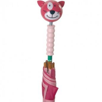 Parasolka Kot różowa, Vilac